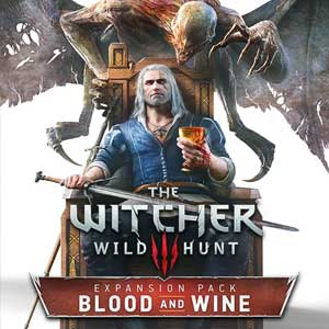 Acheter The Witcher 3 Wild Hunt Blood and Wine Xbox One Comparateur Prix