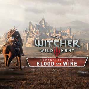 Telecharger The Witcher 3 Wild Hunt Blood and Wine PS4 code Comparateur Prix
