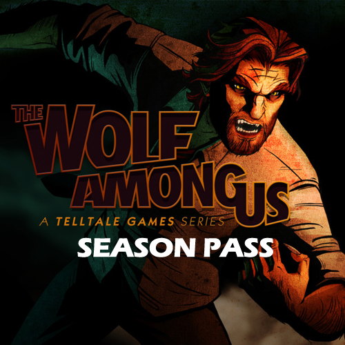 The Wolf Among Us Season Pass