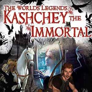 Acheter The World Legends Kashchey the Immortal Clé Cd Comparateur Prix