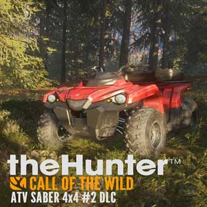 theHunter Call of the Wild ATV Saber 4X4