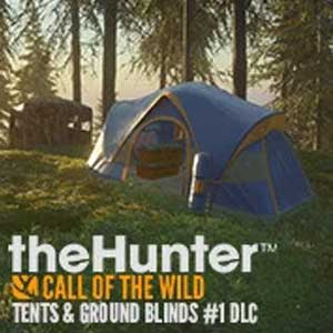 Acheter theHunter Call of the Wild Tents and Ground Blinds Clé Cd Comparateur Prix