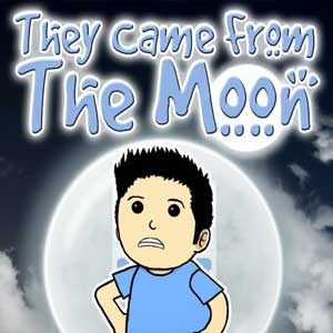 Acheter They Came From The Moon Clé Cd Comparateur Prix