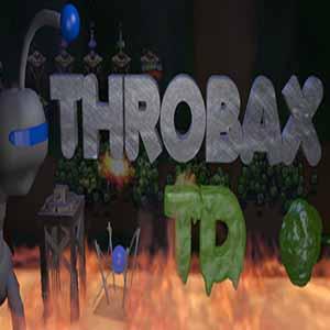 Acheter Throbax TD Clé Cd Comparateur Prix