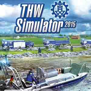 Acheter THW-Simulator 2015 Clé Cd Comparateur Prix