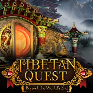 Tibetan Quest Beyond the Worlds End