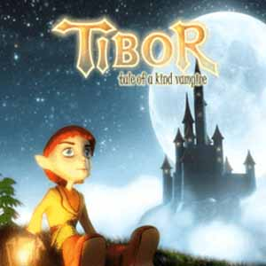 Tibor Tale of a Kind Vampire
