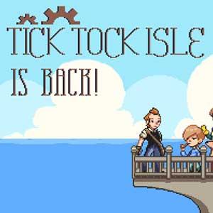 Acheter Tick Tock Isle Clé Cd Comparateur Prix