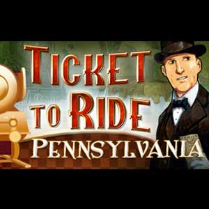 Ticket to Ride Pennsylvania