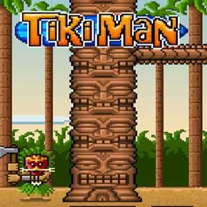 Acheter Tiki Man Clé Cd Comparateur Prix