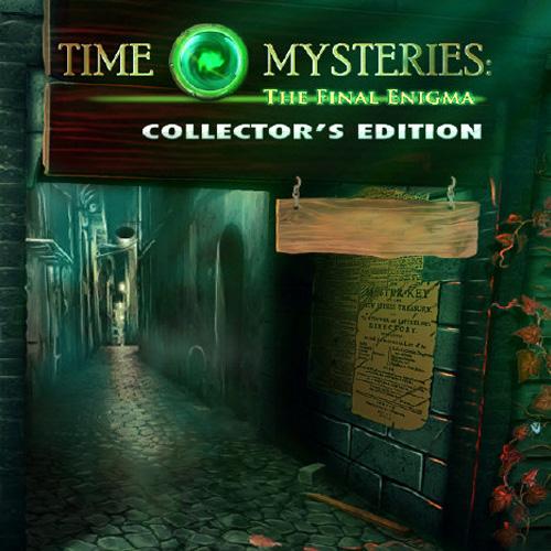 Acheter Time Mysteries The Final Enigma Clé Cd Comparateur Prix
