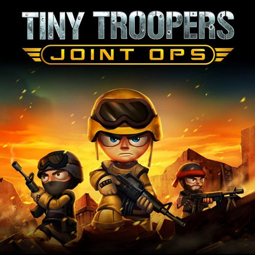 Telecharger Tiny Troopers Joint Ops PS4 code Comparateur Prix