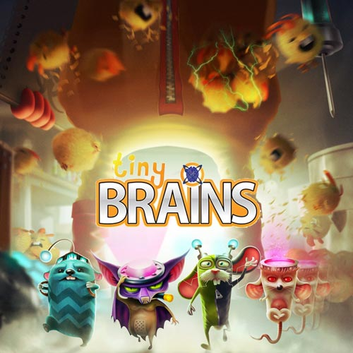 Acheter Tiny Brains clé CD Comparateur Prix