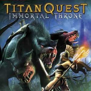 Acheter Titan Quest Immortal Throne Clé Cd Comparateur Prix