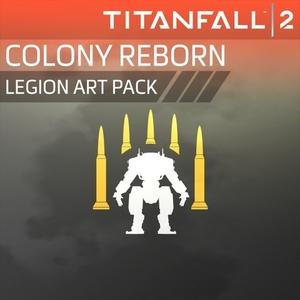Titanfall 2 Colony Reborn Legion Art Pack