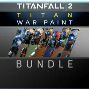 Titanfall 2 Frontier Titan Warpaint Bundle