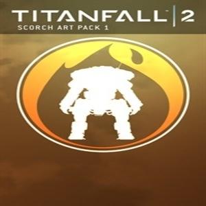 Titanfall 2 Scorch Art Pack 1