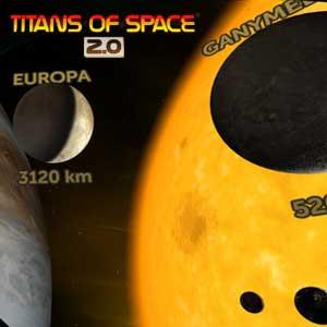 Acheter Titans of Space 2.0 Clé Cd Comparateur Prix