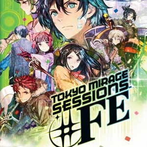 Acheter Tokyo Mirage Sessions #FE Nintendo Wii U Download Code Comparateur Prix