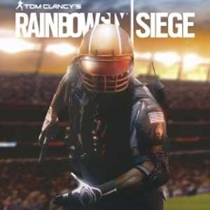 Tom Clancy's Rainbow Six Siege Bandit Football Helmet