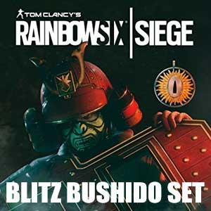 Tom Clancy's Rainbow Six Siege Blitz Bushido Set