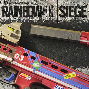 Tom Clancys Rainbow Six Siege British Racer Pack