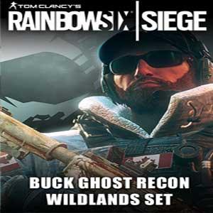 Tom Clancy's Rainbow Six Siege Buck Ghost Recon Wildlands Set