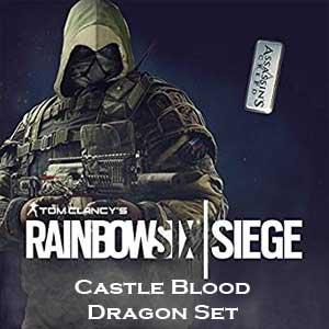 Acheter Tom Clancys Rainbow Six Siege Castle Blood Dragon Set Clé Cd Comparateur Prix