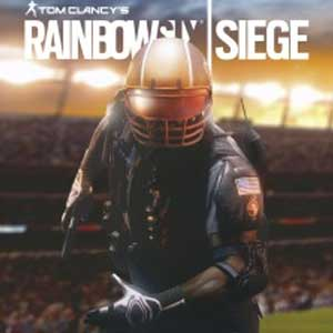 Tom Clancy's Rainbow Six Siege Castle Football Helmet