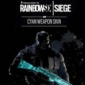 Tom Clancys Rainbow Six Siege Cyan