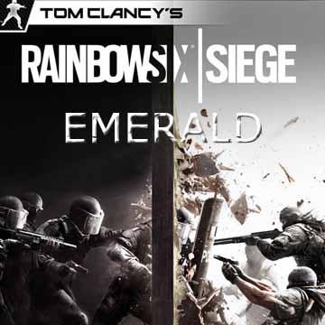 Tom Clancys Rainbow Six Siege Emerald