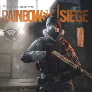 Tom Clancy's Rainbow Six Siege Frost The Division