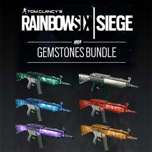 Acheter Tom Clancys Rainbow Six Siege Gemstone Bundle Clé Cd Comparateur Prix