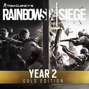 Tom Clancy's Rainbow Six Siege Gold Season Pass 2