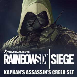 Tom Clancy's Rainbow Six Siege Kapkan's Assassins Creed Set