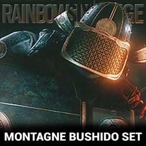 Tom Clancys Rainbow Six Siege Montagne Bushido
