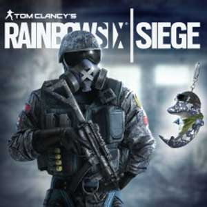 Tom Clancy's Rainbow Six Siege Mute Gravel Blast