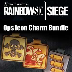Tom Clancy's Rainbow Six Siege Ops Icon Charm Bundle