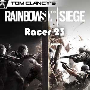 Acheter Tom Clancys Rainbow Six Siege Racer 23 Clé Cd Comparateur Prix