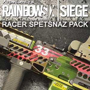 Acheter Tom Clancys Rainbow Six Siege Racer Spetsnaz Pack Clé Cd Comparateur Prix