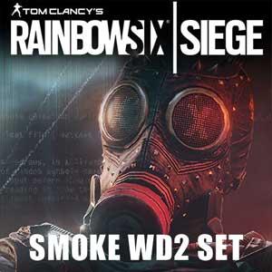 Tom Clancys Rainbow Six Siege Smoke WD2 Set