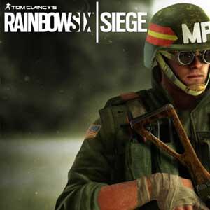 Tom Clancys Rainbow Six Siege Thermite Military Police Set