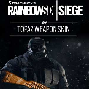 Acheter Tom Clancys Rainbow Six Siege Topaz Weapon Skin Clé Cd Comparateur Prix