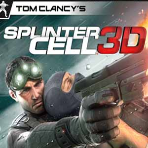 Acheter Tom Clancys Splinter Cell 3D Nintendo 3DS Download Code Comparateur Prix