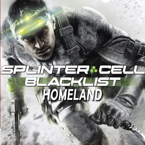 Acheter Tom Clancys Splinter Cell Blacklist Homeland Clé Cd Comparateur Prix