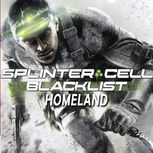 Tom Clancys Splinter Cell Blacklist Homeland