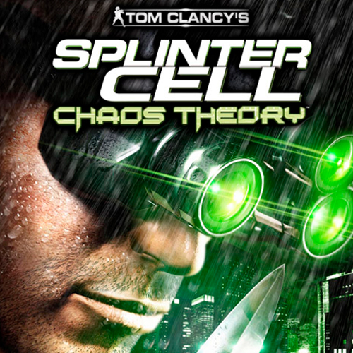 Acheter Tom Clancys Splinter Cell Chaos Theory Clé Cd Comparateur Prix