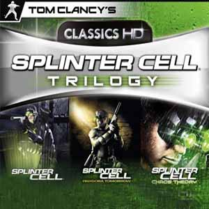 Telecharger Tom Clancys Splinter Cell Classic Trilogy HD PS3 code Comparateur Prix