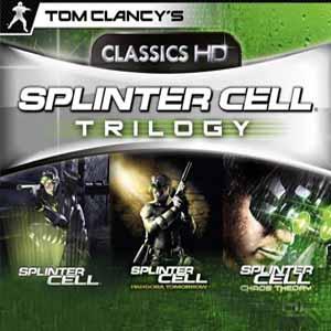 Tom Clancys Splinter Cell Classic Trilogy HD