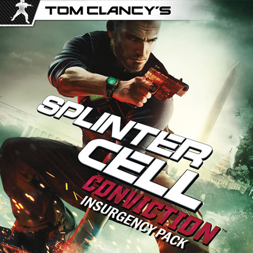 Acheter Tom Clancy's Splinter Cell Conviction Insurgency Pack Clé Cd Comparateur Prix